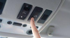 A partir 1 de abril este botón es obligatorio en todos los coches
